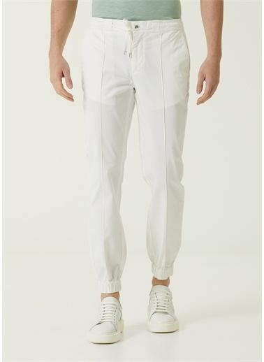 Beymen Club Spor Pantolon Beyaz
